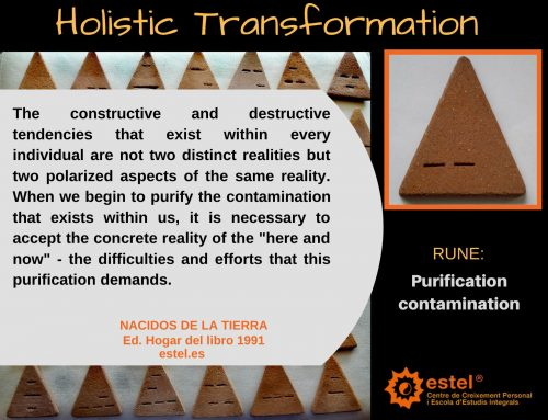 The month of February has arrived with a new rune to reflect on: Purification – contamination